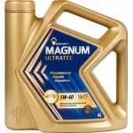 Масло Роснефть Magnum Ultratec 5W40 SN/CF (4л) синт.